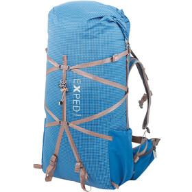 Exped Lightning 60 Trekking Backpack deep sea blue